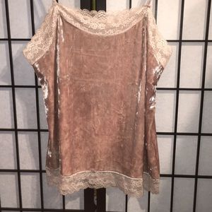 NWT Romeo & Juliet Couture Cami/Top